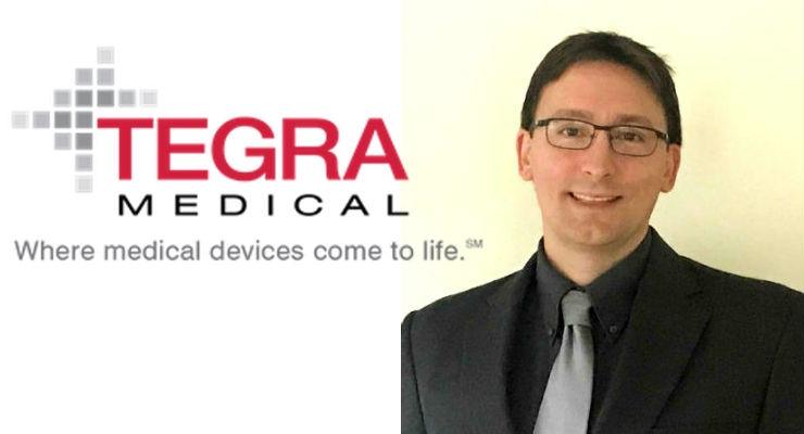 Tegra Medical Names New GM
