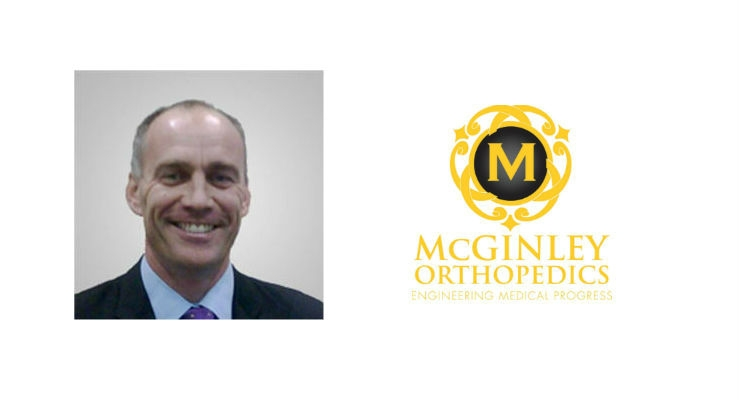 McGinley Orthopedics Recruits Industry Leader as New CEO