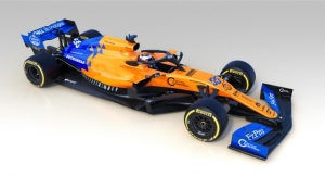 McLaren F1 Team Unveils AkzoNobel-coated Livery