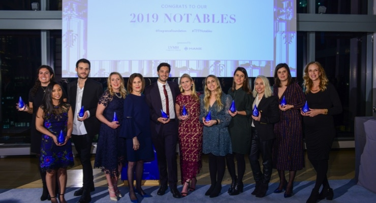 The Fragrance Foundation Celebrates Notables Class of 2019