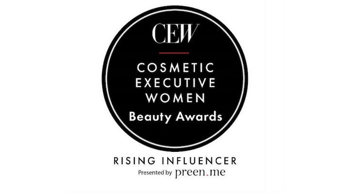 CEW Will Celebrate Influencers at the Beauty Awards