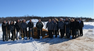 Phillips-Medisize Celebrates Groundbreaking of St. Croix Meadows Manufacturing Facility