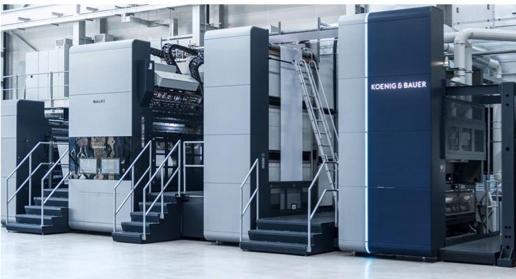 Interprint GmbH Buys Second Koenig & Bauer RotaJET