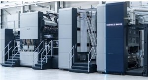Interprint GmbH Buys Second Koenig & Bauer RotaJET