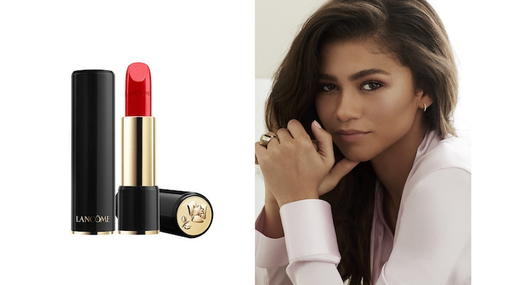 Lancôme Recruits Zendaya