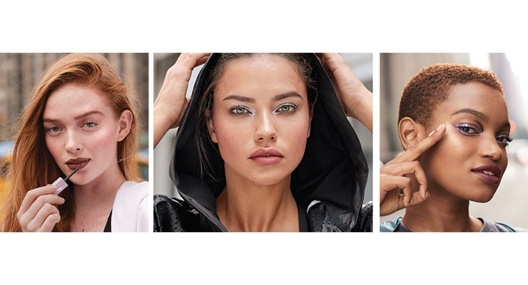 Maybelline teamed up with Puma for an 'ath-beauty' makeup collection.