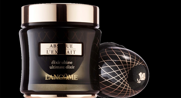 Premium Skincare Category Lancôme - Absolue L'Extrait; Yves Saint Laurent - Or Rouge