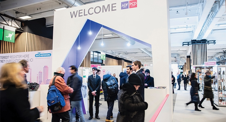 ADF&PCD Paris 2019 opens for business.