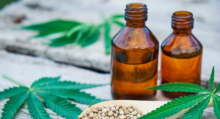 CBD and Collagen Rise in Popularity as Use Softens for More Common Supplements