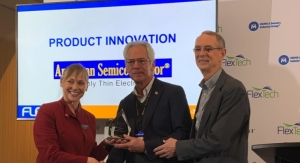 SEMI-FlexTech Announces 2019 FLEXI Awards Winners in Flexible Hybrid Electronics