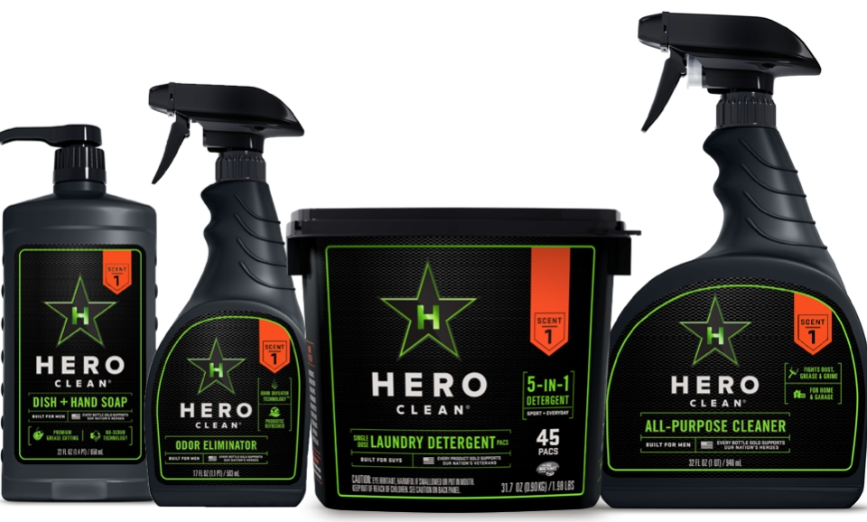 Beaumont Products Buys Hero Clean