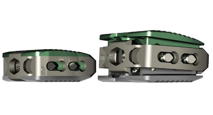 Atlas Spine Announces Full Launch of First Expandable Cervical IBFD