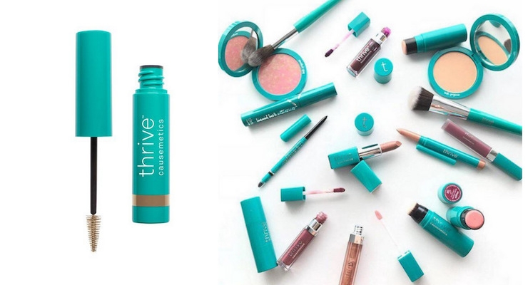 Thrive Causemetics Announces $25 Million Beauty Donation