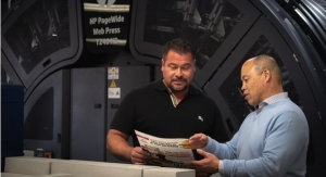 Advantage Chooses HP PageWide T240 HD Press to Expand Digital Capabilities