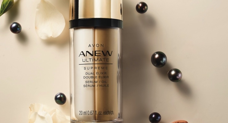 Avon Debuts Serum/Oil Dual Product