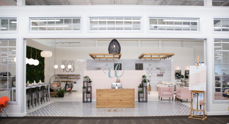 DSW Expands Partnership with W Nail Bar Salon