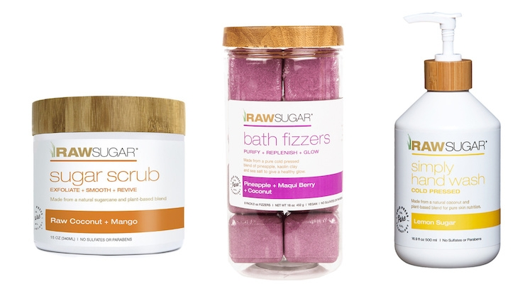 Raw Sugar Living Launches into Walgreens Stores Nationwide
