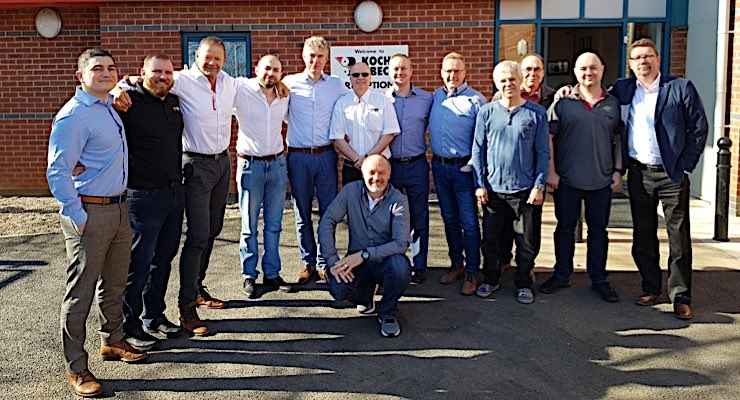 Kocher + Beck holds annual Technical Meeting