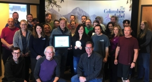 Columbine Label honored with