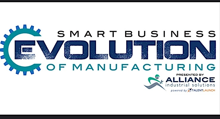 Mactac receives Smart Business Evolution of Manufacturing Award
