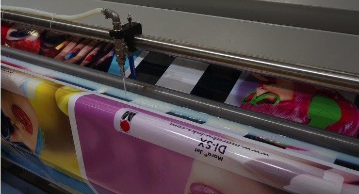 Marabu Showcases Inks at FESPA 2019
