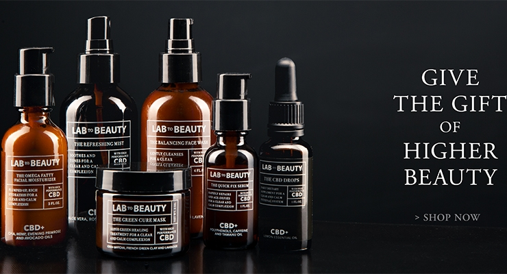 Clean CBD Skin Care Line Launches at Barneys New York