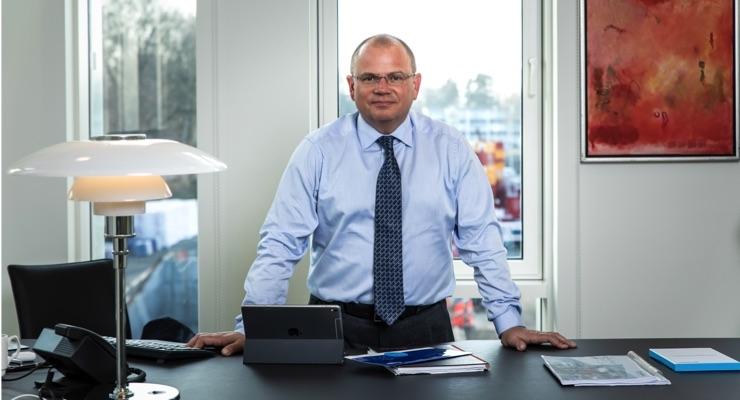 Henrik Andersen, group president and CEO of Hempel