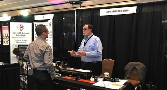 Harper Corporation of America presents at FLEX 2019 & MTSC