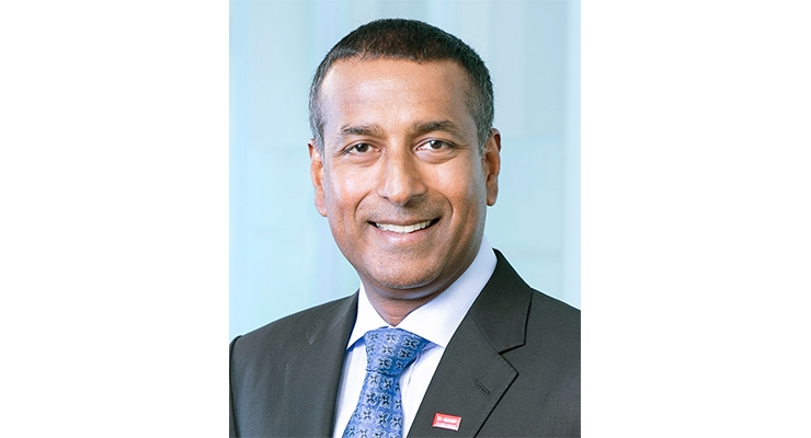 Gops Pillay, President of Dispersions & Pigments, BASF