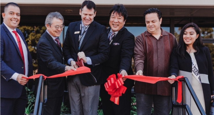 Mimaki USA Opens New Los Angeles Technology Center - Covering the
