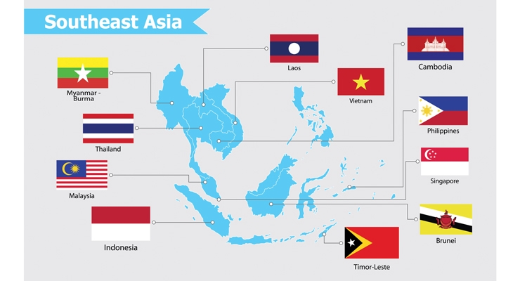 Southeast Asia: An Emerging Market With Booming Digital Growth