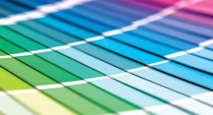 European Color Trends Remain  Uniform Across Sectors