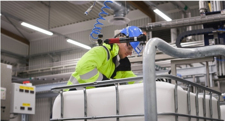 Nouryon Completes Colloidal Silica Expansion in Sweden