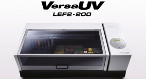 Roland DG Launches VersaUV LEF2-200