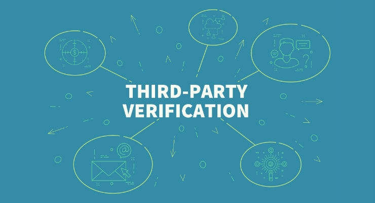 Survival Tips for Third-Party Verification