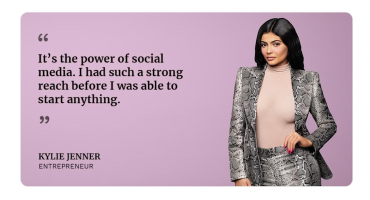 Kylie Jenner Officially Joins Forbes