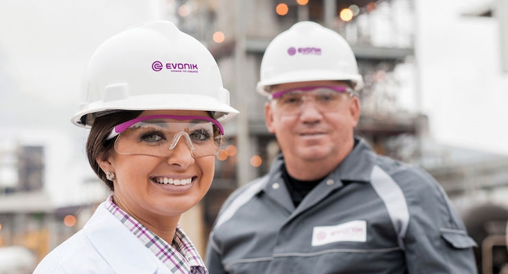 Evonik Showcasing Brands, Products at European Coatings Show