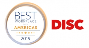 DISC Honored in the Best Workplace in the Americas Competition