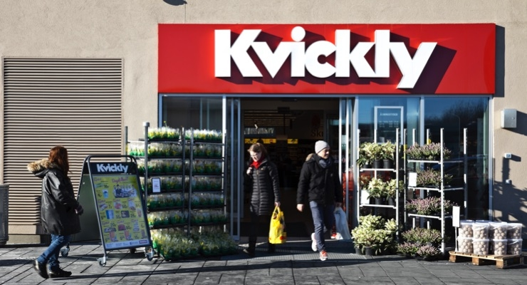 Coop Denmark operates the Kvickly chain.