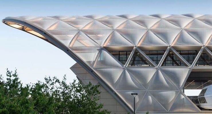 AGC Chemicals Fluon ETFE Film Promotes Corrosion-Resistant Structures