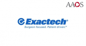 AAOS News: Exactech to Unveil New Products
