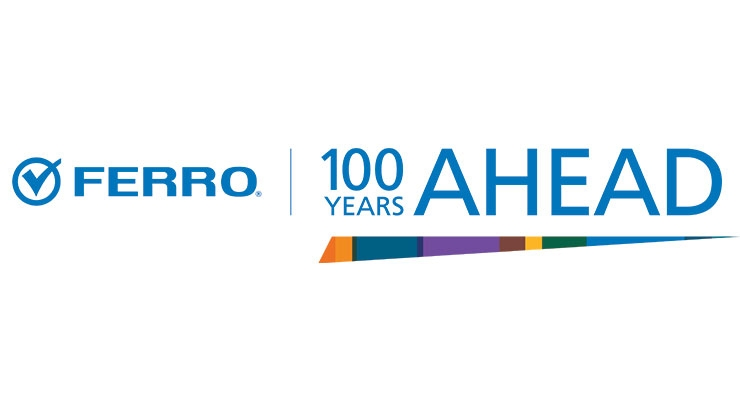Ferro Celebrate 100 years of Innovation at European Coatings Show