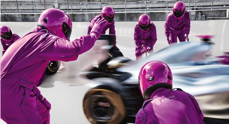 Evonik Showcases Anquamine 728 Curing Agent at European Coatings Show