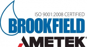 AMETEK Brookfield CTX Texture Analyzer with Dual Grip Fixture