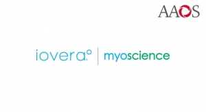 AAOS News: Myoscience Presents Positive Post-TKR Data for iovera Therapy