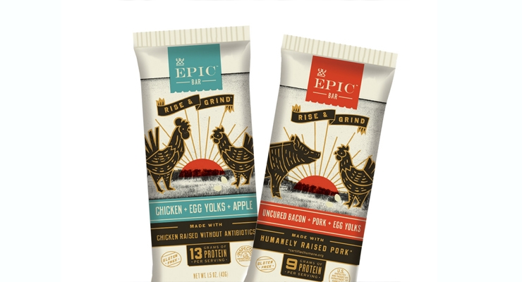 EPIC Provisions Introduces Rise & Grind Bars
