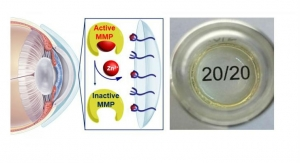 Hydrogel Contact Lens Could Treat Serious Eye Disease