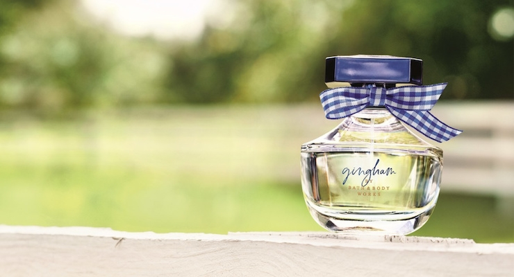 Bath & Body Works To Launch Gingham Fragrance
