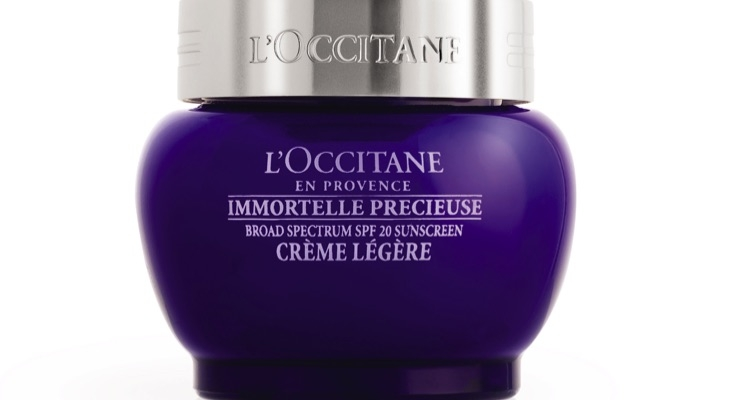 L'Occitane Launches SPF Creams