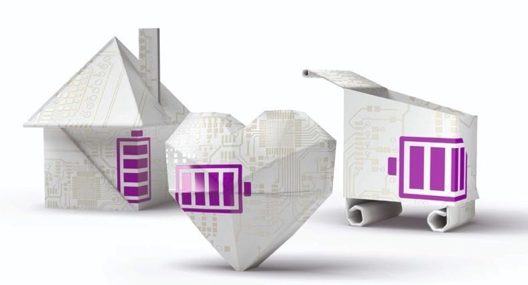 Batteries from the Printer: Evonik Presents New Technology at LOPEC 2019